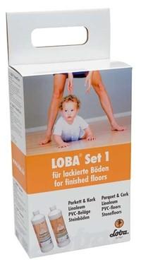 Loba - LOBACARE Set 1 für lackierte Böden